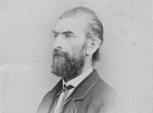 Adolf Cluss in the 1860s