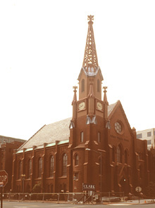 Calvary Baptist Church 2005
