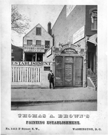 Thomas Brown Office