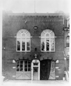 Metropolitan Hook and Ladder Company Fire Engine House, prior to 1960