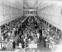 Center Market - Inside 1923