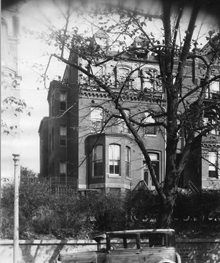 Spencer F.Baird Residence