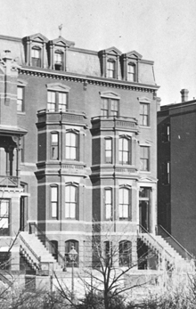 James Ormond Wilson and Richard Morsell Residences, 1890
