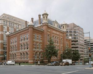 Franklin School in 2005